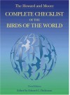 The Howard and Moore Complete Checklist of the Birds of the World - Edward C. Dickinson, David Pearson, Van Remsen