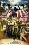 Nightwing (2011- ) #3 - Kyle Higgins, Eddy Barrows, Eduardo Pansica