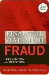 Financial Statement Fraud: Prevention and Detection - Zabihollah Rezaee, Richard Riley