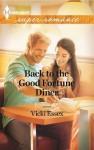 Back to the Good Fortune Diner (Harlequin Superromance) - Vicki Essex