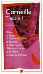 Théâtre I, Mélite / La Veuve / La Galerie du palais / La Suivante / La Place royale / L'Illusion comique / Le Menteur / La Suite du Menteur - Pierre Corneille
