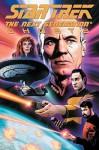 Star Trek: The Next Generation: Ghosts - Zander Cannon, Joe Corroney, Javier Aranda