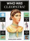 Cleopatra (Who Was...?) - Geraldine Harris