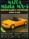 Mazda Miata MX5 Performance Portfolio, 1989-1996 - R.M. Clarke