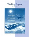 Working Papers 1-17 for Use with Principles of Financial Accounting - Kermit D. Larson, Barbara Chiappetta, John J. Wild