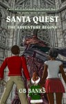 Santa Quest: The Adventure Begins - GB Banks