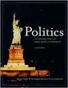 Politics (Us Edition): An Introduction to Modern Democratic Government - Munroe Eagles, Larry Johnston