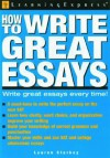 How to Write Great Essays - Lauren B. Starkey