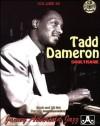 Vol. 99, Tadd Dameron - Soultrane (Book & CD Set) (Play-a-Long) - Jamey Aebersold