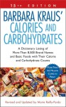 Barbara Kraus' Calories and Carbohydrates: (15th Edition) - Barbara Kraus, Marie Reilly-Pardo