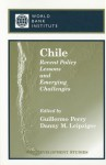 Chile: Recent Policy Lessons and Emerging Challenges - Danny M. Leipziger, Guillermo E. Perry