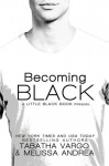 Becoming Black - Tabatha Vargo, Melissa Andrea