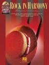 Rock in Harmony [With CD (Audio)] - Hal Leonard Publishing Company