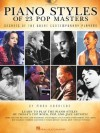 Piano Styles of 23 Pop Masters: Secrets of the Great Contemporary Players - Mark Harrison, Hal Leonard Publishing Company