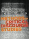 Methods of Critical Discourse Studies (Introducing Qualitative Methods series) - Ruth Wodak, Michael Meyer