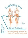 Free Wheeling Easy in & Around Western Pennsylvania : Motor Free Trails for Cyclists and Walkers - Mary Shaw, Roy Weil