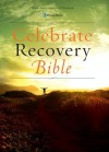 NIV Celebrate Recovery Bible - John Baker, Zondervan Publishing