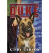 [ { DUKE } ] by Larson, Kirby (AUTHOR) Aug-27-2013 [ Hardcover ] - Kirby Larson