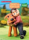 Davey & Goliath Color & Activity #1: Best Friends - Janet Halfmann