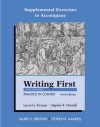 Supplemental Exercises to Accompany Writing First - Laurie G. Kirszner, Stephen R. Mandell