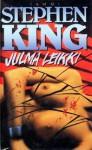 Julma leikki - Heikki Karjalainen, Stephen King