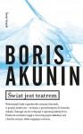 Świat jest teatrem - Boris Akunin
