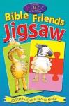 Candle Bible for Toddlers Bible Friends Jigsaw - Juliet David, Helen Prole