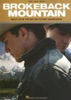 Music from the Motion Picture Brokeback Mountain - Songbook, Hal Leonard Publishing Corporation