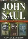 John Saul CD Collection: The God Project, Nathaniel, and Perfect Nightmare - John Saul, Various