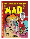 Mad Magazine #8 - Jerry DeFuccio, Harvey Kurtzman, Jack Davis, Will Elder