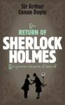 The Return of Sherlock Holmes - Arthur Conan Doyle