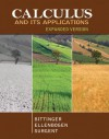 Calculus and Its Applications, Expanded Version - Marvin L. Bittinger