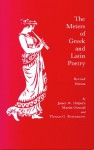 Meters of Greek and Latin Poetry - James W. Halporn, Martin Ostwald, Thomas G. Rosenmeyer