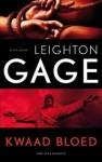 Kwaad bloed - Leighton Gage