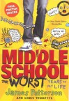 Middle School: The Worst Years of My Life - James Patterson, Chris Tebbetts, Laura Park