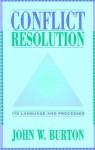 Conflict Resolution - John W. Burton