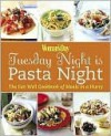 Tuesday Night Is Pasta Night - Woman's Day Magazine, Woman's Day Magazine