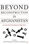 Beyond Reconstruction in Afghanistan: Lessons from Development Experience - Dennis A. Rondinelli, John D. Montgomery