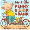 My Little Penny Book & Bank - Betty Schwartz