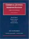 2004 Supplement To Criminal Justice Administration - Frank W. Miller, George E. Dix, Robert O. Dawson