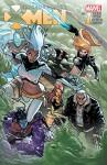 Extraordinary X-Men (2015-) #1 - Jeff Lemire, Edgar Delgado, Humberto Ramos