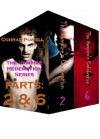 The Vampire Redemption Series: Collection Parts 2 and 6 - Conrad Powell