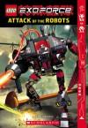 Attack of the Robots - Greg Farshtey