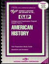 CLEP American History 2 College Level Examination Series / CLEP (l and ll Combined)(College Level Examination Program) - Jack Rudman, National Learning Corporation