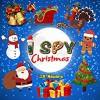 I Spy Christmas: I Spy Christmas Book for Kids - J. K. Nawara