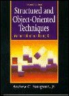 Structured And Object Oriented Techniques: An Introduction Using C++ - Andrew C. Staugaard