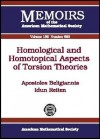 Homological and Homotopical Aspects of Torsion Theories - Apostolos Beligiannis, Idun Reiten