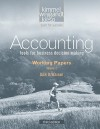 Accounting, Working Papers, Volume 2, Chapters 14-23: Tools for Business Decision Making - Paul D. Kimmel, Jerry J. Weygandt, Donald E. Kieso, Dick D. Wasson