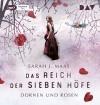 Das Reich der Sieben Höfe – Teil 1: Dornen und Rosen: Ungekürzte Lesung (2 mp3-CDs) - Sarah J. Maas, Carolin Liepins, Ann Vielhaben, Alexandra Ernst