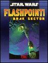 Flashpoint Brak Sector Wars Rpg - West End Games